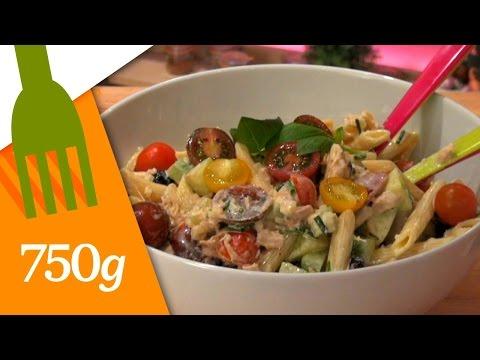 recette-de-salade-de-pâtes---750g