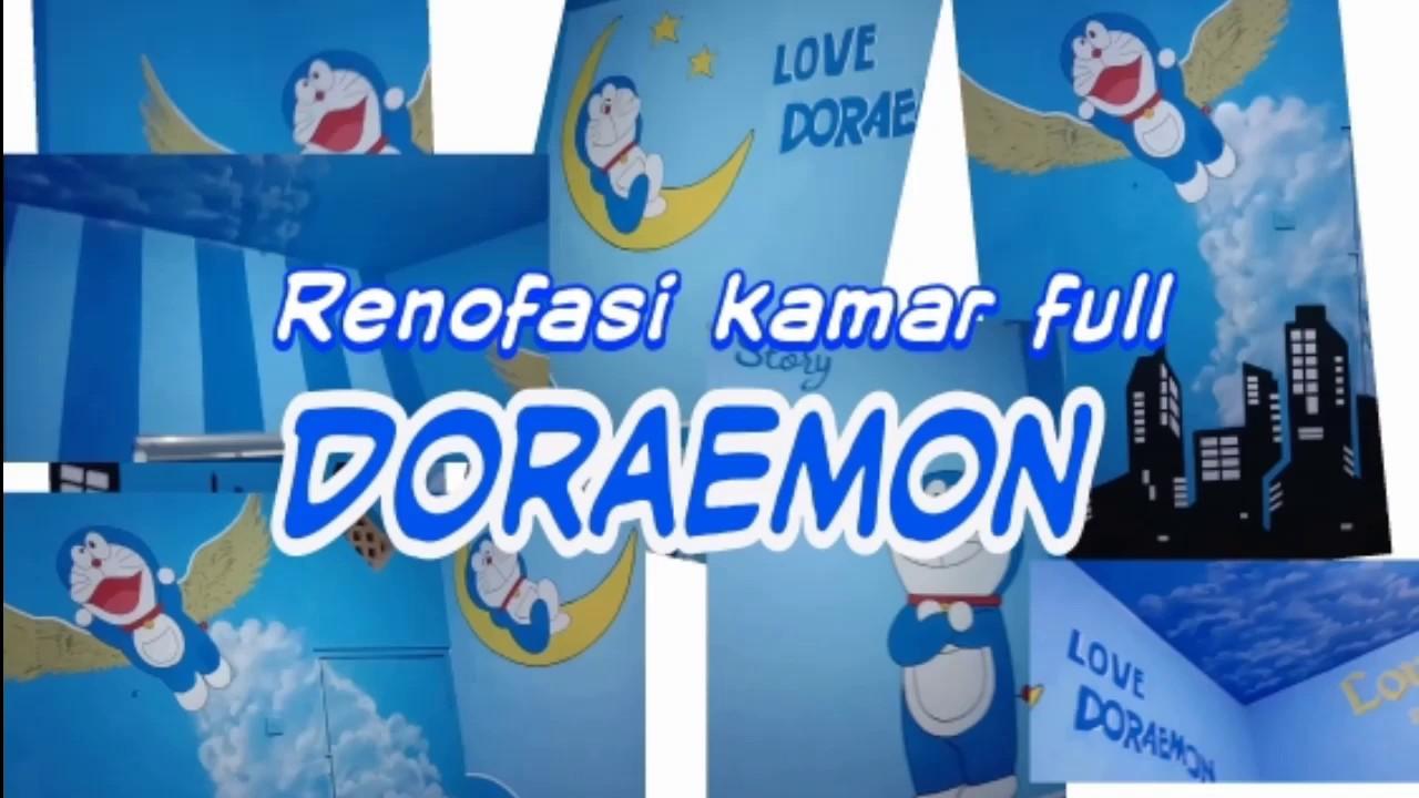Kamar full doraemon - YouTube