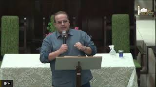 Live IPH 07/04/2021 - Culto de oração e Doutrina
