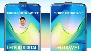 Huawei P40 Pro Under-Screen Camera?! Better Than Galaxy S11 and iPhone 12, 2020 Rumor!