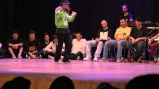 Ceres Vs Linda - Semifinal @ Dance To The Music 2015