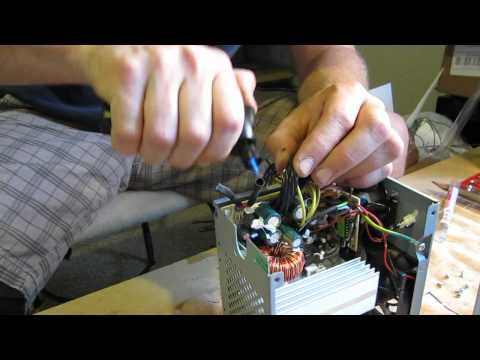 DIY how to build 12 Volt Power Supply Build