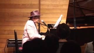 2013年6月21日「原宿アコスタディオ ライブ」より.