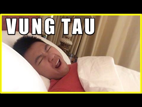 Eat, Beach, Eat, Sleep | Vung Tau, Vietnam | SeanB Vlogs