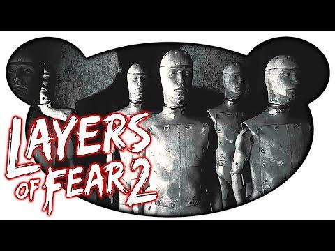 Metropolis - Layers of Fear 2 ???? #02 (Facecam Horror Gameplay Deutsch)