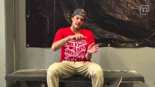 How to Cab Flip Lipslide w/ RYAN SHECKLER