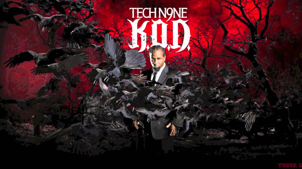 Tech N9ne  Blackened The Sun (instrumental)  Youtube