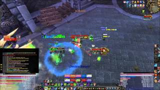 Dark Tribe Eu-Burning Legion Horridon 10 Man
