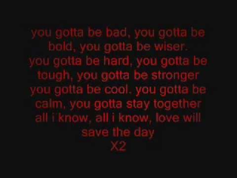 You Gotta Be - Ronan Parke Lyrics