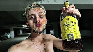 BOIRE QUE DE L'ALCOOL PENDANT 24H ! (ne pas refaire)