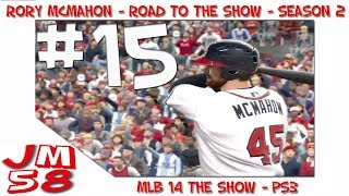 MLB 14 The Show: Road to the Show - Major League Surprise - [Ep 15]