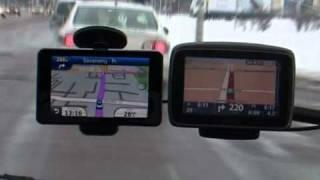 Video Review Garmin nuvi 3760 / 3790 vs TomTom 750 / 950 Lithuania, Kaunas  - Ramuciai(GPS meistras Kaunas, Jonavos g. 204a 8 37 208164 / 8 640 22223 www.GPSmeistras.lt GPS navigacijų prekyba, konsultacija, remontas, lizingas, pristatymas ..., 2011-01-25T16:55:33.000Z)