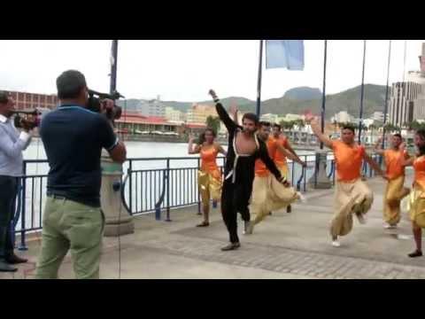 Bollywood Dance Shoot Mauritius