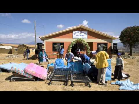 Reducing Waste in Minnesota, Improving Lives in Bolivia