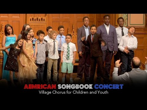 American Songbook Concert :: Jun 7 @middlechurch