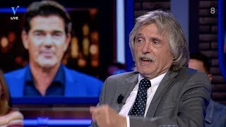 Johan over Late Night met Twan Huys: 'Erg ordinair en platvloers'  | VERONICA INSIDE