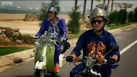 Top Gear Vietnam Special Stream