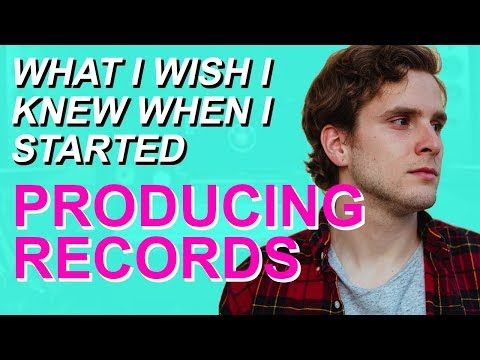 5 YEARS PRODUCING RECORDS - WHAT I'VE LEARNED   Create More #2
