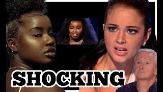 MISHA B EXPOSES TULISA, LOUIS WALSH, X FACTOR FOR RACI$M. THIS IS CRAZY. YouTube Videos
