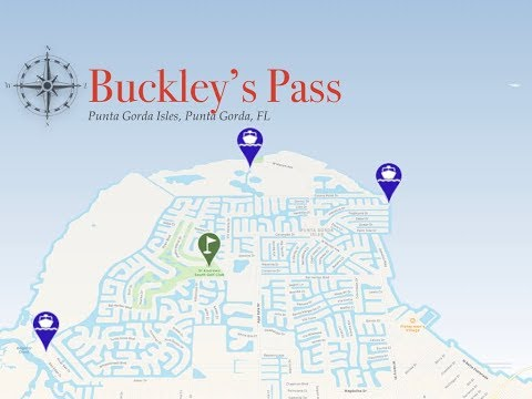 Buckley Pass   Punta Gorda Isles   Info And Update About The PGI Project