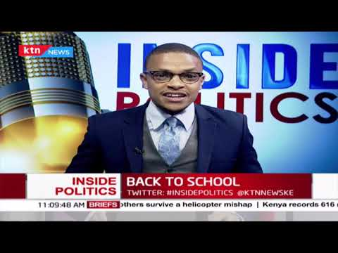 Are our children safe in school after seven months at home?   Inside Politics with Jesse Rogers
