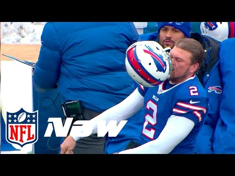 3 Worst Plays: (Week 17) | WTF: What the Football?! | NFL Now