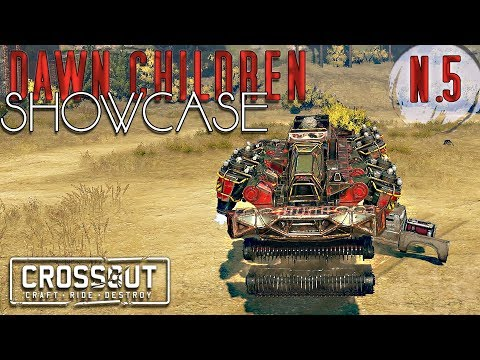 Genesis & Aegis Prime - Showcase Dawn Children #5 - CROSSOUT FR