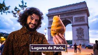 PÃES, DOCES E ERICK JACQUIN EM PARIS | Viagem França | Mohamad Hindi