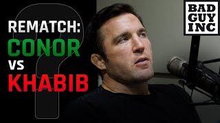 Conor McGregor vs Khabib Nurmagomedov rematch? Not so fast…