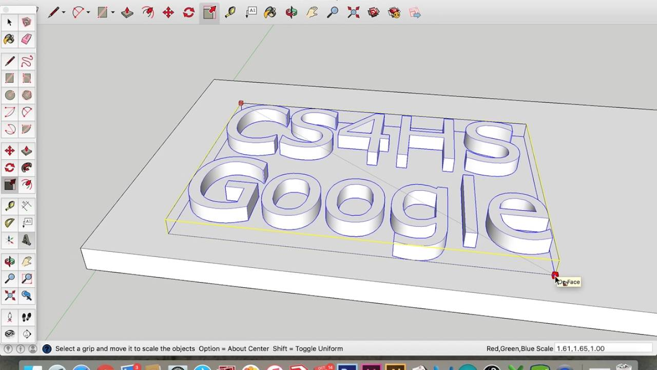Key tag in sketchup youtube key tag in sketchup ccuart Gallery