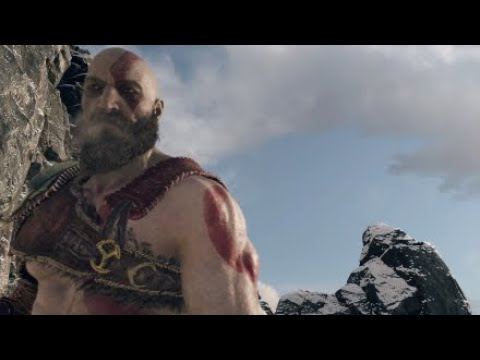 God Of War Beard Physics