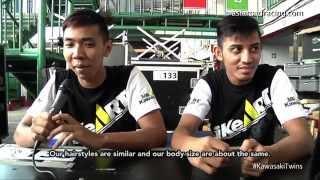 Video 2015 ARRC: Meet the Kawasaki Twins download MP3, 3GP, MP4, WEBM, AVI, FLV Agustus 2018