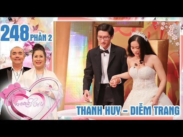 Chồng bức xúc kể chuyện đêm động phòng hễ ĐỤNG là vợ LA LÀNG   Thanh Huy - Diễm Trang   VCS #248