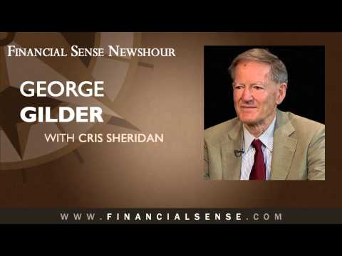 George Gilder on the Information Theory of Money and Capitalism