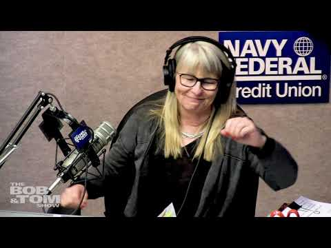 The BOB & TOM Show - Kristi's Upset Stomach and New Man