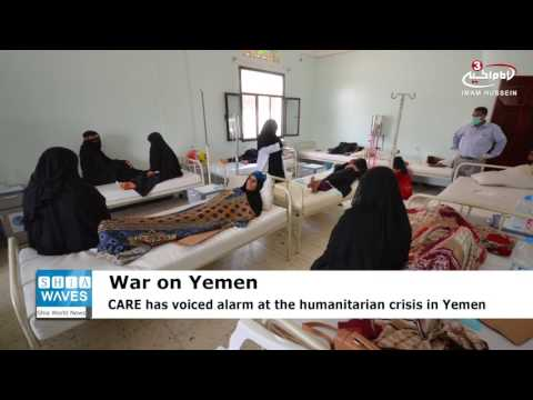 CARE: Yemen situation 'absolute shame on humanity'