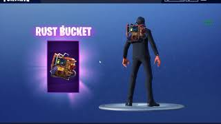 new free bag fortnite until the 19th