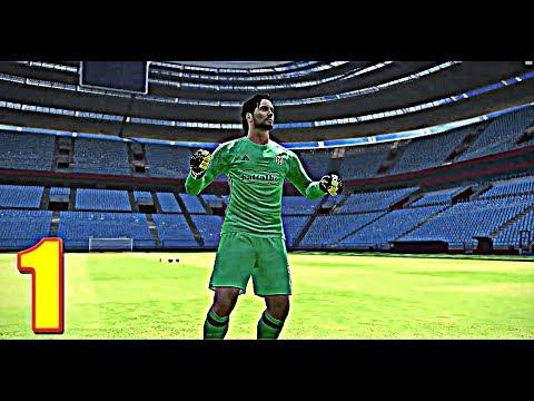 PES 2017 Efsane Ol [Kaleci Kariyeri] [#1] ⚽ - Süper Lige Süper Kaleci !