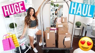 HUGE UNBOXING HAUL!!
