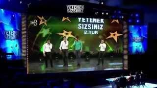 Murat Boz'dan Beatbox Üfle Püfle Performansı   Yetenek Sizsiniz Türkiye 16 Ocak 2015 2 Tur