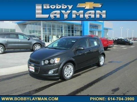 Bobby Layman Chevrolet >> 2014 Chevrolet Sonic Lt New Car Sales At Bobby Layman Chevrolet