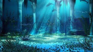 Relaxing Fantasy Music – Mermaid Ocean   Beautiful, Mystical, Harp ★245