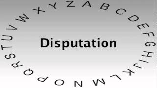 SAT Vocabulary Words and Definitions — Disputation