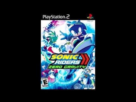 Sonic Riders Zero Gravity - Catch Me If You Can (Instrumental)