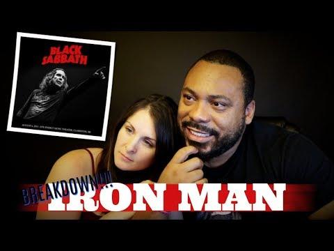 Black Sabbath Iron Man Reaction!!! You're gonna wanna watch this til the end!!