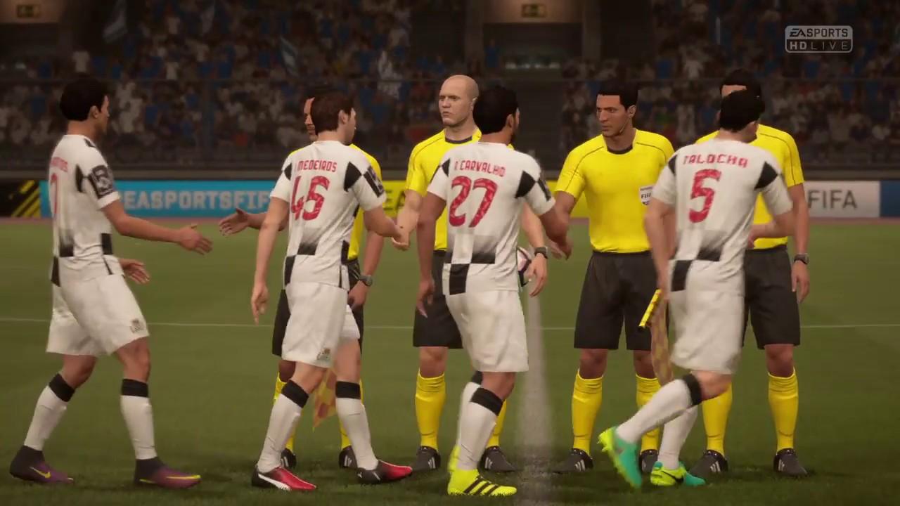 Download FIFA 17 - Belenenses vs Boavista @ Union Park Stadium
