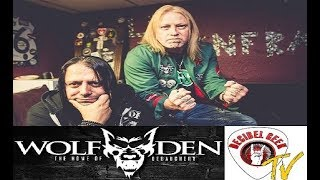 Wolf Den Ep. 5 with Chip Z'Nuff of Enuff Z'Nuff, Janet Gardner of Vixen & Paradise Kitty