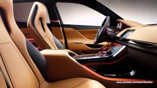 Jaguar C-X17 5-Seater Concept 2013 Videos