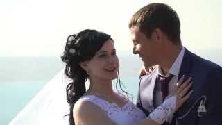 Свадебный романтический клип Кирилла и Виктории