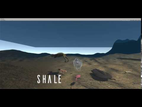 Shale Animated Assets